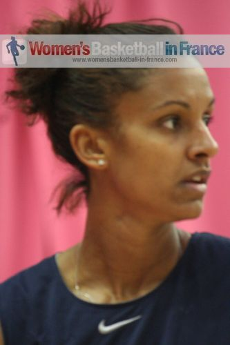 Lenae William © womensbasketball-in-france.com