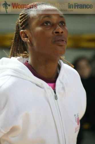 Pauline Akonga-N'Simbo  ©  womensbasketball-in-france.com