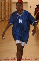 Leslie Ardon © womensbasketball-in-france