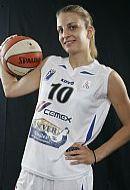 Ekaterina Dimitrova  © Ligue Féminine de Basket