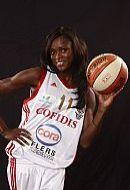 Emilie Gomis  © Ligue Féminine de Basket