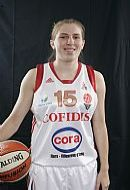 Jolene Anderson  © Ligue Féminine de Basket