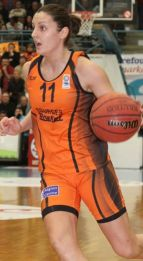 Ana Lelas ©  FIBA Europe