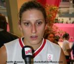 Aurélie Bonnan (USO Mondeville) © womensbasketball-in-france.com