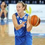 Héléna Akmouche © FIBA Europe