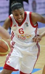 Renee Montgomery © FIBA Europe