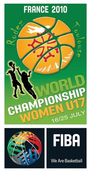 2010 FIBA U17 World Championship Poster  Copy; FIBA