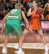 Katarina Manic ©  FIBA Europe