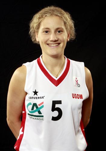 Caroline Aubert   © Ligue Féminine de Basket