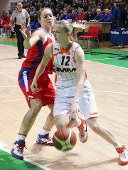 Agnieszka Bibrzycka ©  FIBA Europe