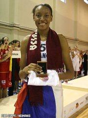 Diandra Tchatchouang © FIBA Europe