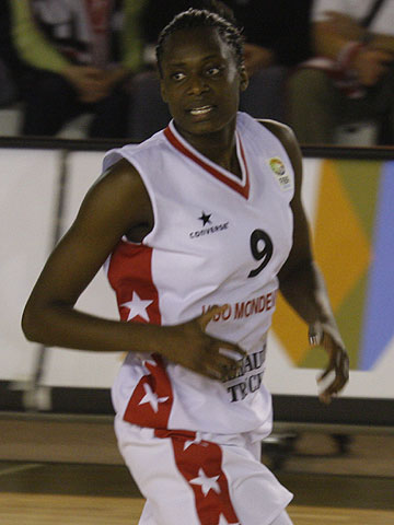 Jennifer Digbeu ©  FIBA Europe