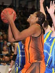 Alessandra Santos De Oliveira ©  FIBA Europe