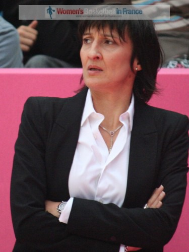 Valérie Garnier ©  womensbasketball-in-france.com