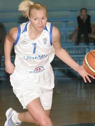 Ausra Bimbaite  © FIBA Europe