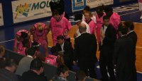 Time out UHB  ©womensbasketball-in-france