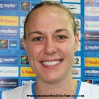 >Emmanuelle Hermouet  © womensbasketball-in-france.com