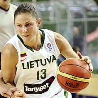 Sandra Linkeviciene © FIBA Europe