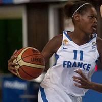 Valériane Ayayi © FIBA Europe