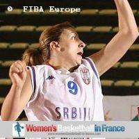 Jelena Milovanovic  © FIBA Europe