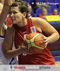 Dóra Horti  © FIBA Europe