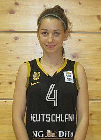 Emma Stach    © Deutscher Basketball Bund