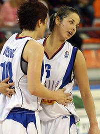 Maja Miljkovic   © FIBA Europe