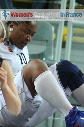 Amina Njonkou  ©  womensbasketball-in-france.com