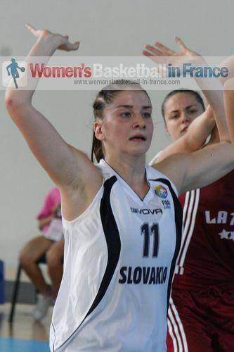 Angelika Oravcová  © womensbasketball-in-france.com