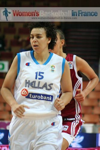 Artemis Spanou © FIBA Europe