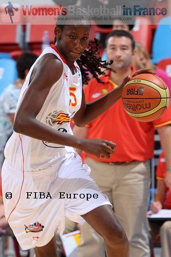 Astou Ndour © FIBA Europe / Viktor Rébay