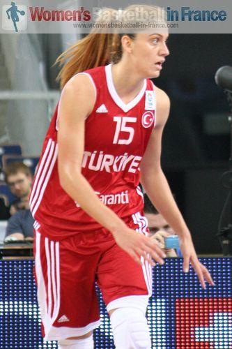 Bahar Ceyhan ©   womensbasketball-in-france.com