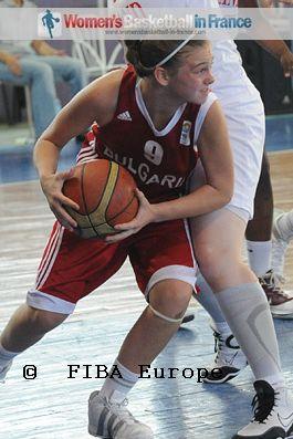 Borislava Hristova © womensbasketball-in-France.com