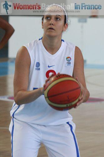 Clémentine Samson © womensbasketball-in-france.com