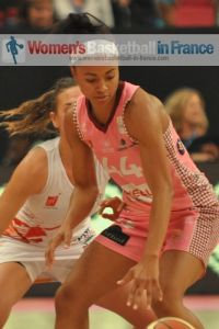 Dawn Evans  © womensbasketball-in-france.com