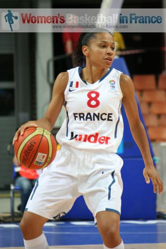 Edwige Lawson-Wade©  womensbasketball-in-france.com