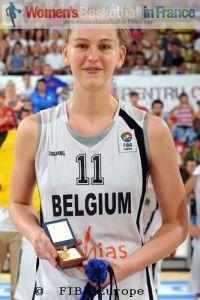 Emma Meesseman © FIBA Europe / Viktor Rébay