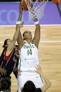 Erika De Souza © FIBA