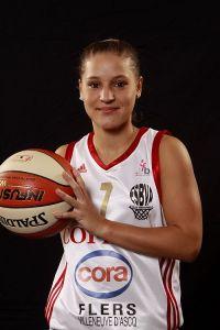 Ingrid Tanqueray  © Ligue Féminine de Basketball