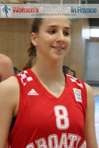 Iivana Dojkic © womensbasketball-in-france.com