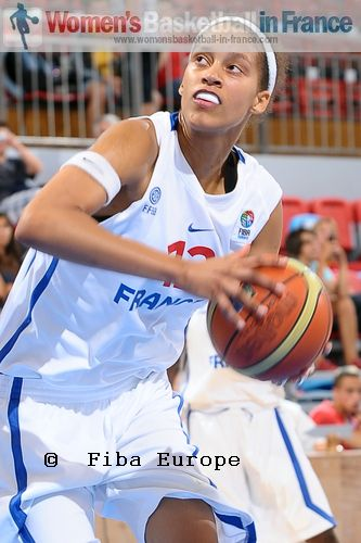 Jodie Cornelie © FIBA Europe / Viktor Rébay