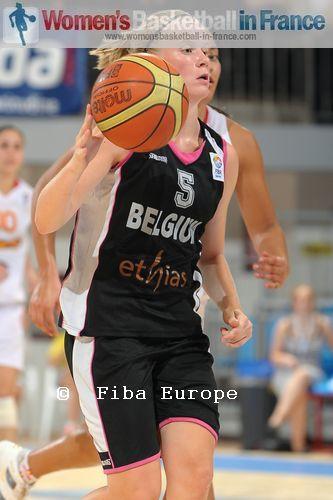 Julie Vanloo © FIBA Europe / Viktor Rébay