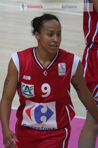 K. B. Sharp  ©  womensbasketball-in-france.com