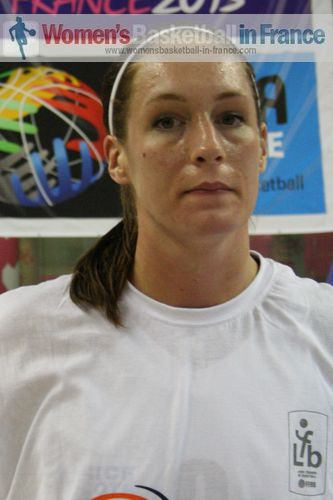 Kelsey Bolte © womensbasketball-in-france.com