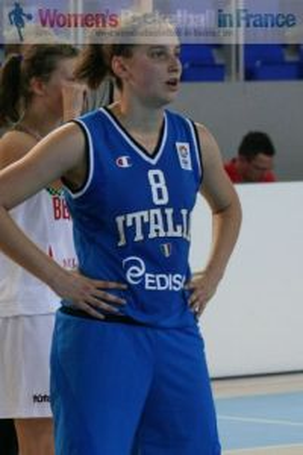 Laura Spreafico © womensbasketball-in-france.com