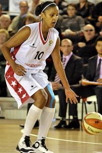 Lenae Williams © Fiba Europe