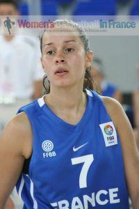 Linda Bousbaa  © womensbasketball-in-france.com