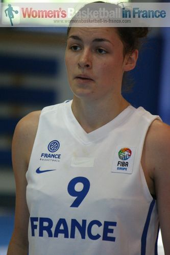 Louise Dambach © womensbasketball-in-france.com