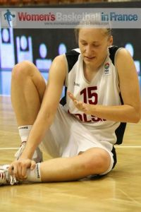 Malgorzata Misiuk 2011  © womensbasketball-in-france.com