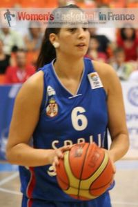 Marina Markovic 2011  © womensbasketball-in-france.com